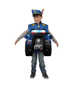 Paw Patrol Chase Boys Costume deluxe