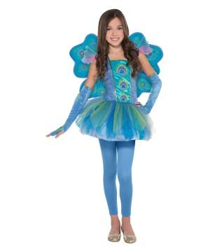 Peacock Style Princess Costume