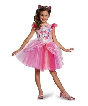 Girls Pinkie Pie Tutu deluxe Costume