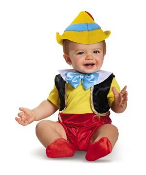 Pinocchio Baby Costume deluxe