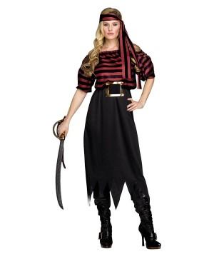 Pirate Maiden Women Costume