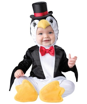 Playful Penguin Baby Boys Costume