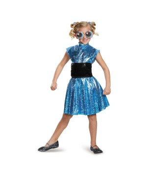 Powerpuff Girls Bubbles Costume deluxe