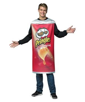 Pringles Costume