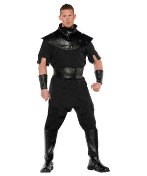 Punisher Men Costume