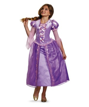 Rapunzel Girls/teen Costume