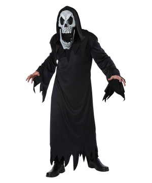 Reaper Elongated Faces Men Costume