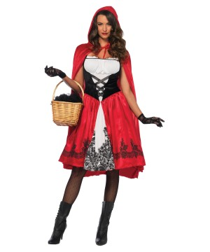 Red Riding Hood Women Costume