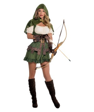 Robin Hoodie Costume