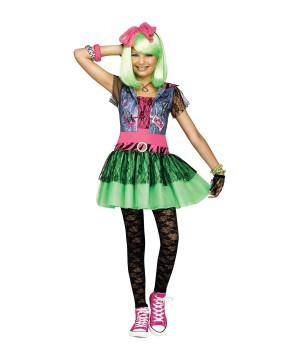 Rockin 80s Girls Costume