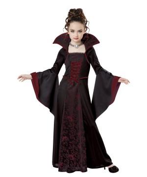 Royal Vampire Girl Costume
