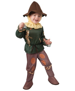 Scarecrow Toddler Boys Costume