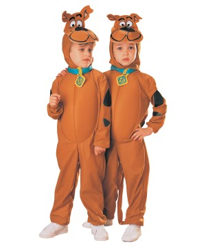 Scooby Doo Boys Costume