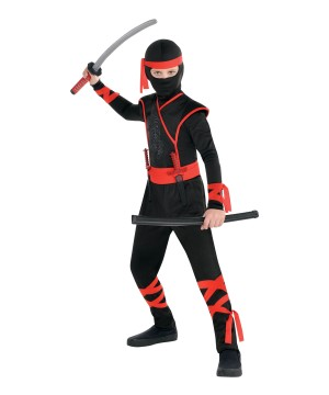 Shadow Ninja Boys Costume