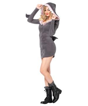 Shark Dress Women