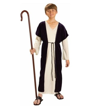 Shepherd Boys Costume and Crock Costume Set