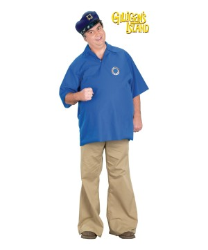 Gilligans Island Skipper Men Costume