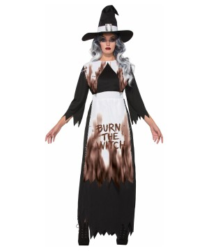 Smokin Salem Witch Costume