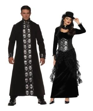 Soul Keeper Couple Costume Kit