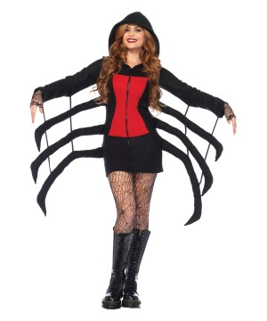 Spider Widow Women Costume