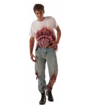 Spill Your Guts Men Costume