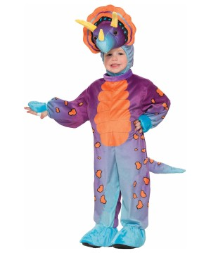 Spunky Triceretop Boys Costume