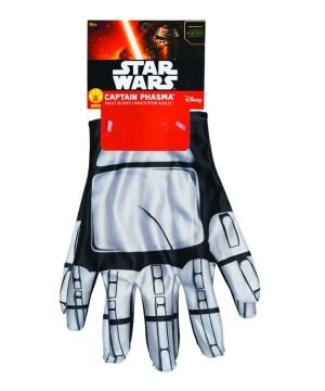 Star Wars Captain Phasma Women Gloves
