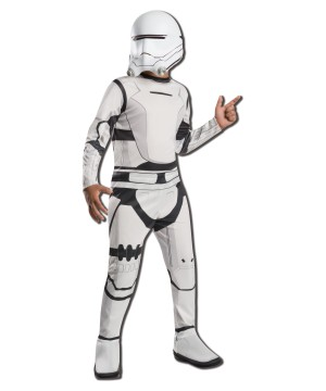 Star Wars Flametrooper the Force Awakens Boys Costume