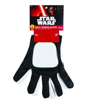 Star Wars Stormtrooper Men Gloves