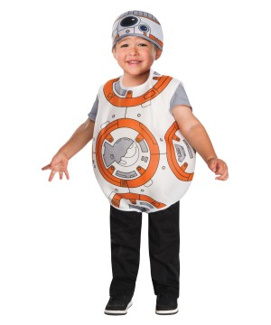 Star Wars Bb8 Droid Boys Toddler Costume