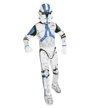 Star Wars Clone Trooper Boys Costume