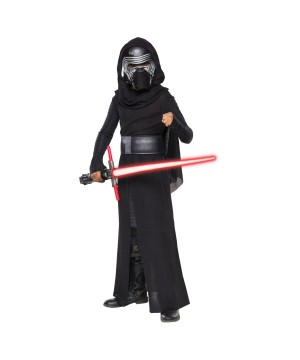 Star Wars Episode Vii Kylo Ren Boys Costume