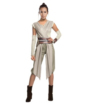 Star Wars Rey Women Costume
