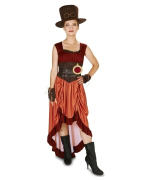 Steampunk Women Costume