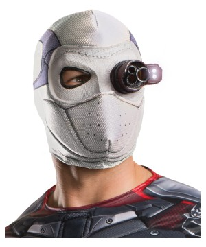 Suicide Squad Deadshot Men Mask