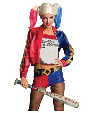 Suicide Squad Harley Quinn Inflatable Baseball Bat