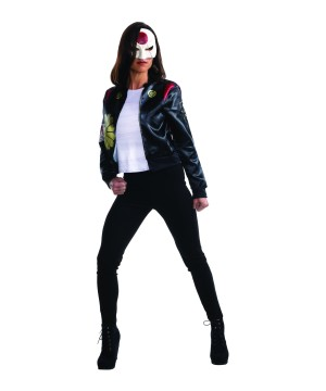 Suicide Squad Katana Women Costume Kit