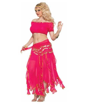 Sunrise Dancer Women Costume