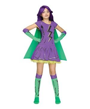 Girls Super Gal Costume