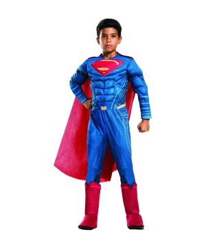 Batman V Superman Movie Superman Boys Costume deluxe