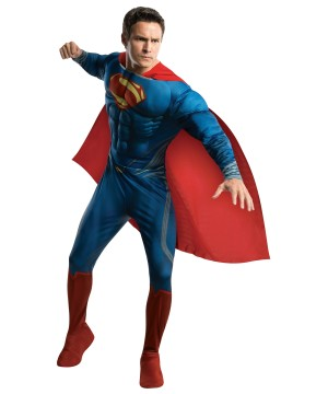 Superman Men Costume