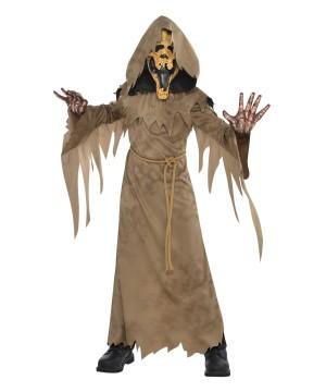 Swamp Creeper Boy Costume