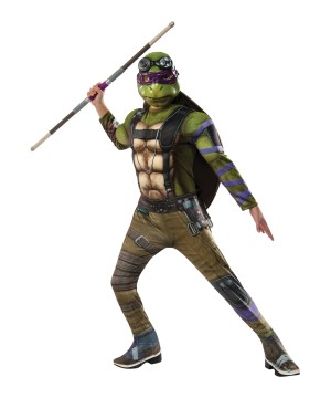 Teenage Mutant Ninja Turtles 2 Donatello Boys Costume