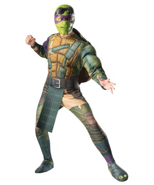 Teenage Mutant Ninja Turtles 2 Donatello Men Costume