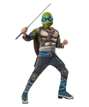 Teenage Mutant Ninja Turtles 2 Leonardo Boys Costume