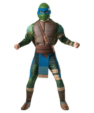 Teenage Mutant Ninja Turtles 2 Leonardo Men Costume