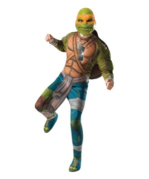 Teenage Mutant Ninja Turtles 2 Michelangelo Men Costume
