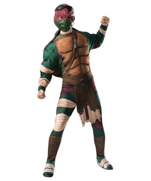 Teenage Mutant Ninja Turtles 2 Raphael Men Costume