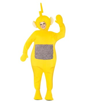 Teletubbies Lala Costume