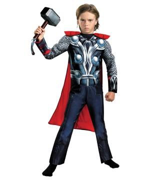 Thor Avengers Boys Costume